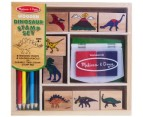 Melissa & Doug Dinosaur Stamp Set 1
