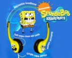 Colourful Kids' Headphones - SpongeBob 3