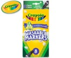 Crayola Washable Fine Line Markers 8 Pack 1