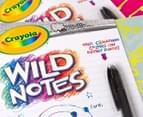 Crayola Wild Notes Set 2