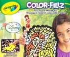 Crayola Colour Fillz Fairy Mosaic Art Set 3