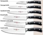 Wüsthof Classic Ikon 7-Pc Knife Block Set 3