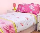 Kids' Jelly Bean Daisy Chain Quilt Cover 1