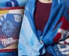 Transformers Winter Fleece Blanket 1