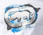 Men's Ecko T-Shirt - Faster Raster White 3
