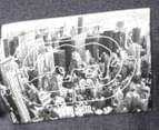 Men's Ecko T-Shirt - Aero View Dark Grey 3