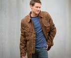 Dickies Washed Arctic Region Jacket- Brown 1