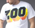 Zoo York Men's 3D Fluro Tee 2