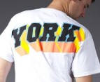 Zoo York Men's 3D Fluro Tee 3