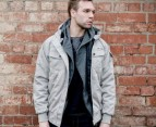 Men's Urbanology Carbon Wash Jacket 1
