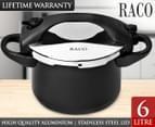 Raco 6L Aluminum Pressure Cooker 1