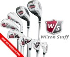 8-piece Wilson D-FY Golf Club Set 1