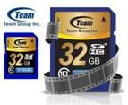 Team 32GB Class 10 SDHC Card 2