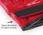 Lonsdale Professional LBE115 Bag Gloves - Red 3