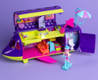Mattel Polly Pocket Adventure Jet 2