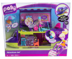 Mattel Polly Pocket Adventure Jet 1