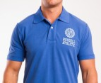 Russell Athletic Men's Vintage Polo - Blue 3