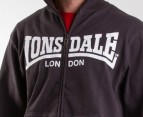 Lonsdale Men's SML Graphite Datchet Jacket 3