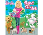 Barbie Project Pet Park Pop-up Book 2