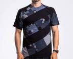 Hurley Men's Square T-Shirt - Black 1