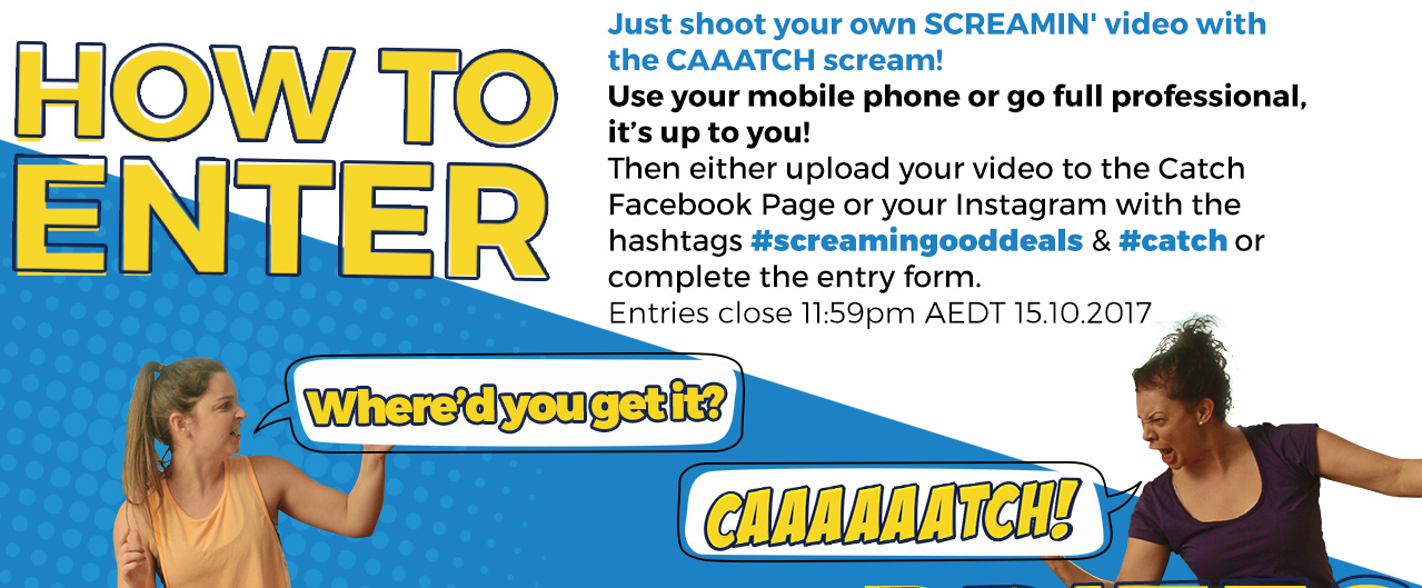 Screamin Good Deals Competition - Win Your Share of 15 Thousand Dollars!